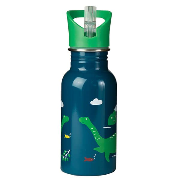 Frugi Organic Nessie Splish Splash Steel Bottle