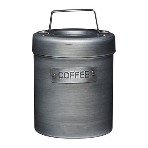 Industrial Kitchen Coffee Canister