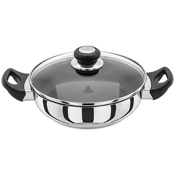 Judge Vista NEW Non-Stick 24cm Sauteuse Pan