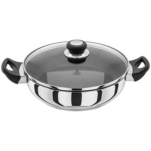 Judge Vista NEW Non-Stick 28cm Sauteuse Pan