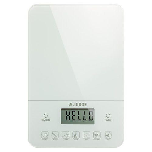 Judge Kitchen and Diet Scale 10kg