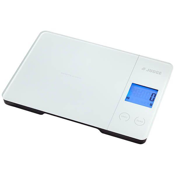 Judge Kitchen 5kg Digital Touch Control Scale