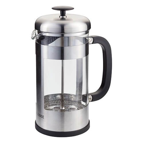 Judge 8 Cup Glass Cafetiere Satin
