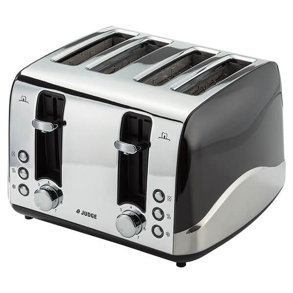 Judge 4 Slice Toaster