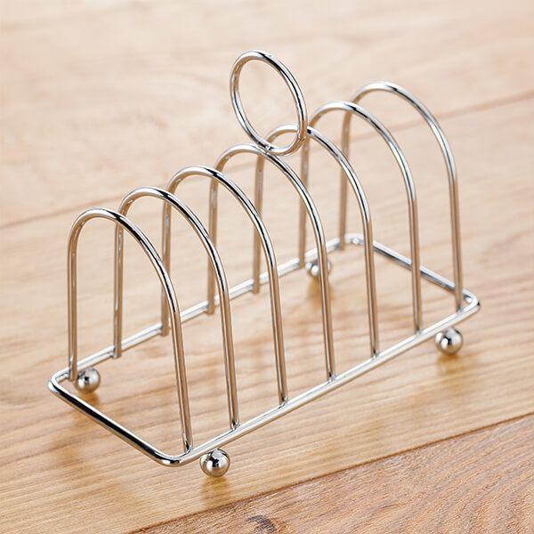 Judge Wireware 6 Slice Toast Rack