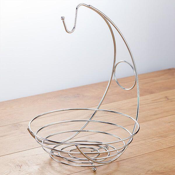 Judge Wireware 27cm Round Fruit Basket