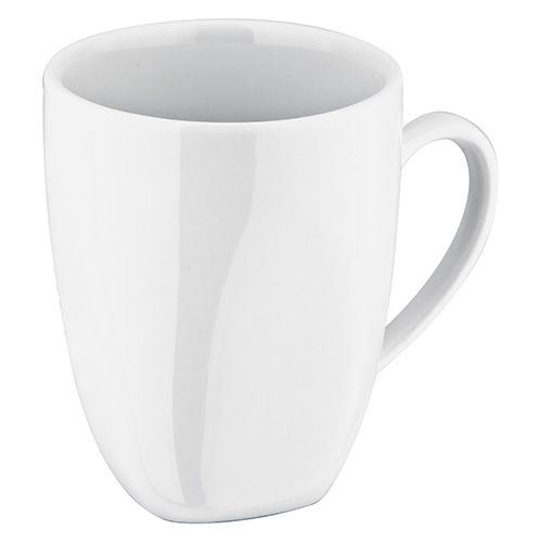 Judge Table Essentials White Latte Mug