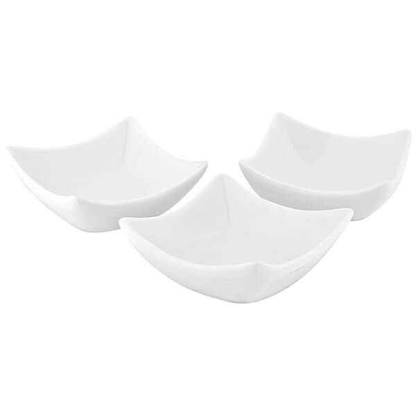 Judge Table Essentials 7 x 7cm Dipping Sauce Dish 3 Piece Set