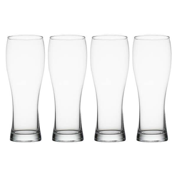 Judge Crystalline Set of 4 Beer Glasses