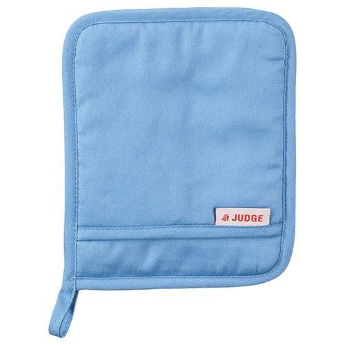 Judge Textiles Pot Holder, Blue