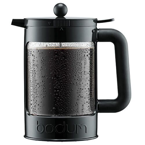 Bodum Bean Black Ice Coffee Maker 12 Cup