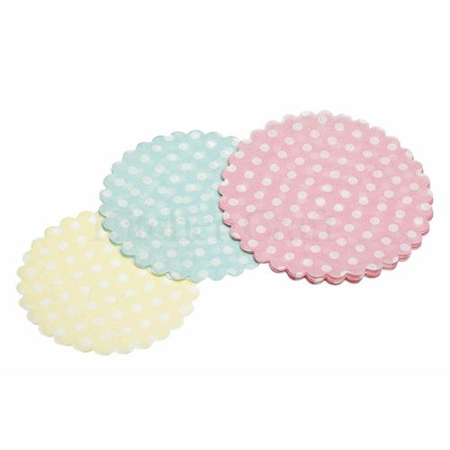 Sweetly Does It Pack of Thirty Mini Paper Doilies