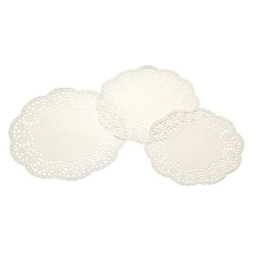 Sweetly Does It Pack of Twenty-Four Paper Doilies