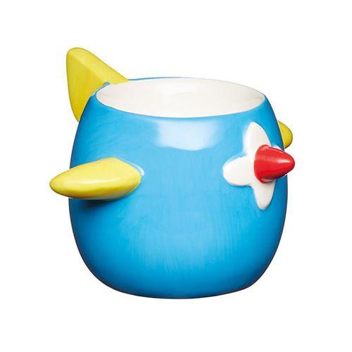 KitchenCraft Aeroplane Egg Cup
