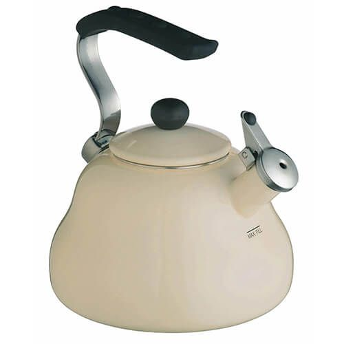 Le-Xpress 2 Litre Cream Whistling Kettle