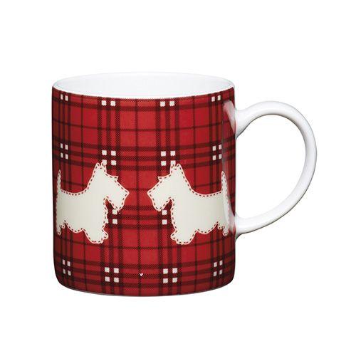 Kitchen Craft Scotty Dog Porcelain Espresso Cup