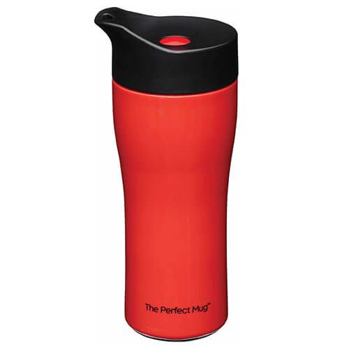 Le Xpress 360ml Double Walled Travel Mug Red