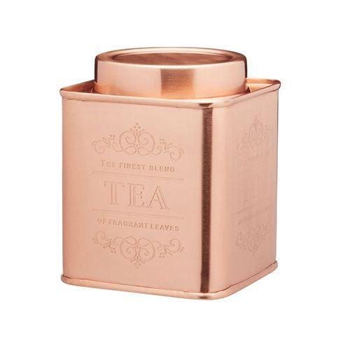 Le Xpress Copper Tea Storage Tin