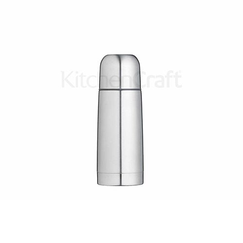 Master Class Stainless Steel 300ml Vacuum Flask