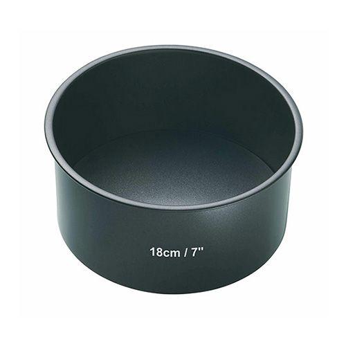 Master Class Non-Stick Loose Base Deep Cake Pan Round 18cm (7