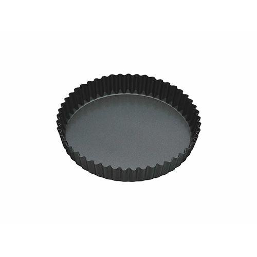 Master Class Non-Stick Fluted Loose Base Quiche Tin Round 18cm (7