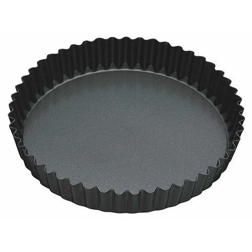 Master Class Non-Stick Fluted Loose Base Quiche Tin Round 30cm (12