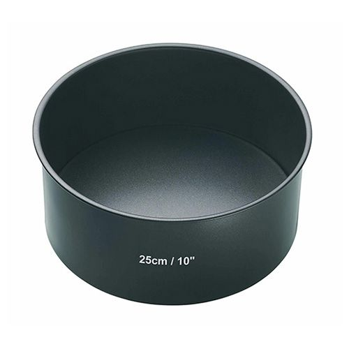 Master Class Non-Stick Loose Base Deep Cake Pan Round 25cm (10