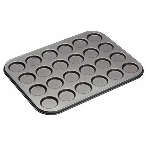 Master Class Non-Stick Twenty Four Cup Mini Whoopie Pie Pan 35 x 27cm