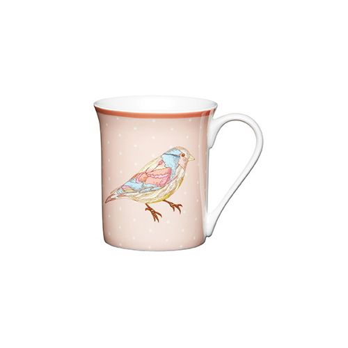 KitchenCraft Rainbow Porcelain Espresso Cup