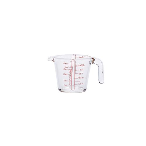 KitchenCraft Glass 50ml Mini Measuring Jug
