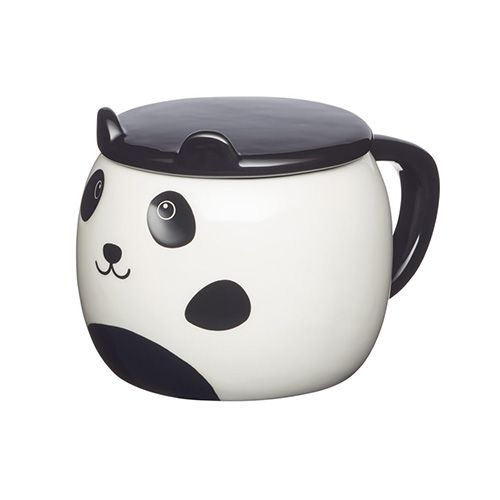 KitchenCraft Panda Shaped Mug 550ml