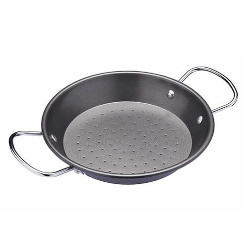 World of Flavours Mediterranean 22cm Paella Pan