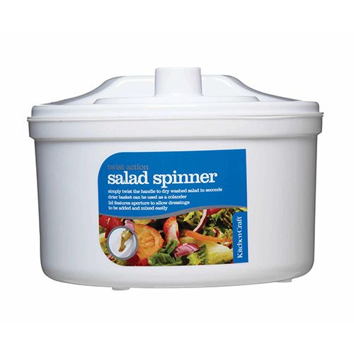 KitchenCraft 22.5cm Salad Spinner