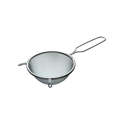 KitchenCraft Tinned Round Sieve with Wire Handle 14cm