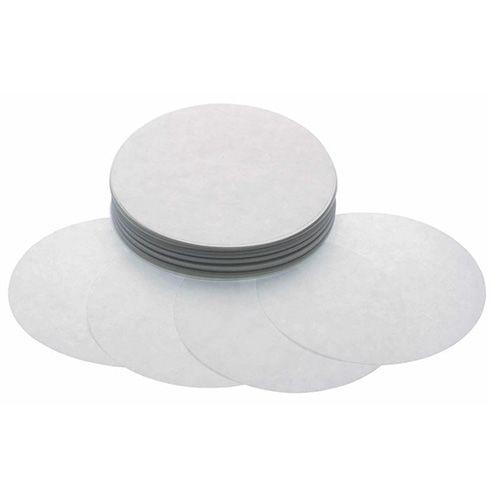 KitchenCraft Quarter Pounder Hamburger Maker Wax Discs, Pack of 250