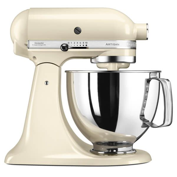 KitchenAid Artisan Mixer 175 Almond Cream