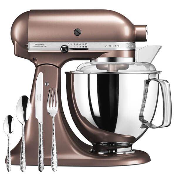 KitchenAid Artisan Mixer 175 Apple Cider With FREE Gift