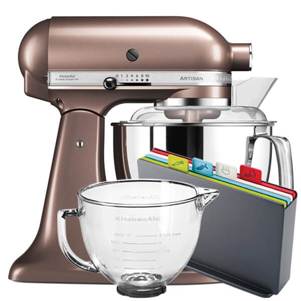 KitchenAid Artisan Mixer 175 Apple Cider With FREE Gifts