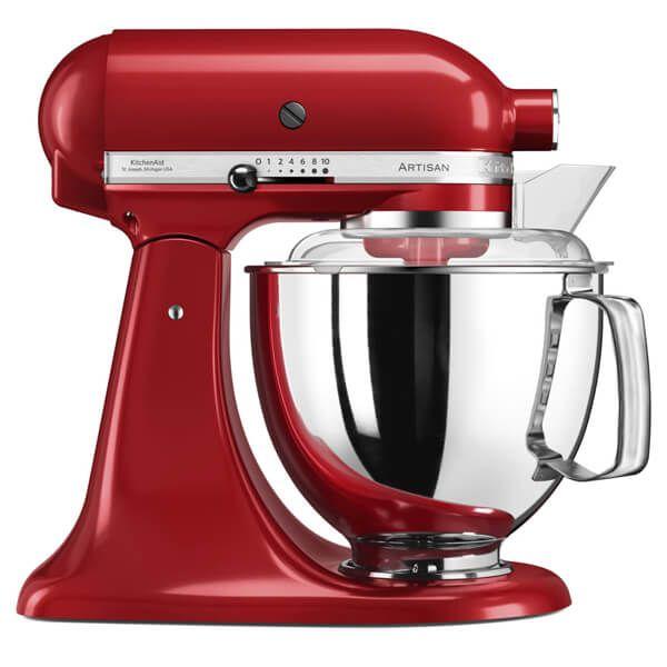 KitchenAid Artisan Mixer 175 Empire Red