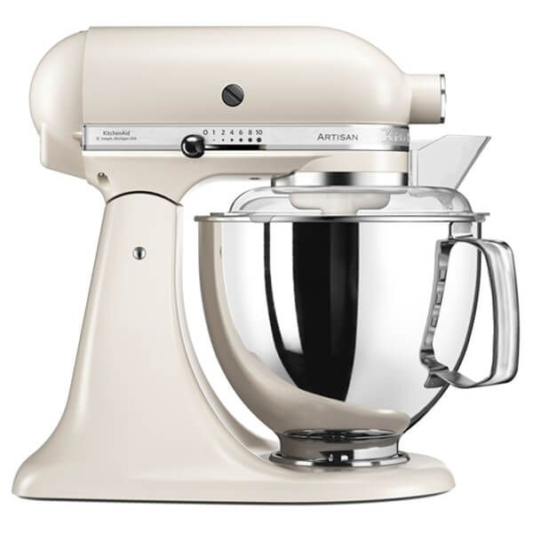 KitchenAid Artisan Mixer 175 Cafe Latte