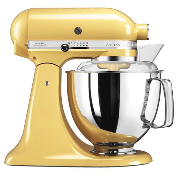 KitchenAid Artisan Mixer 175 Majestic Yellow