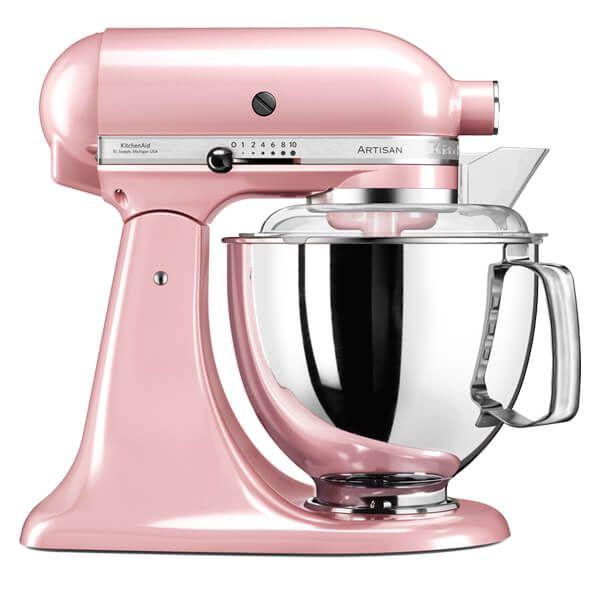 KitchenAid Artisan Mixer 175 Silk Pink