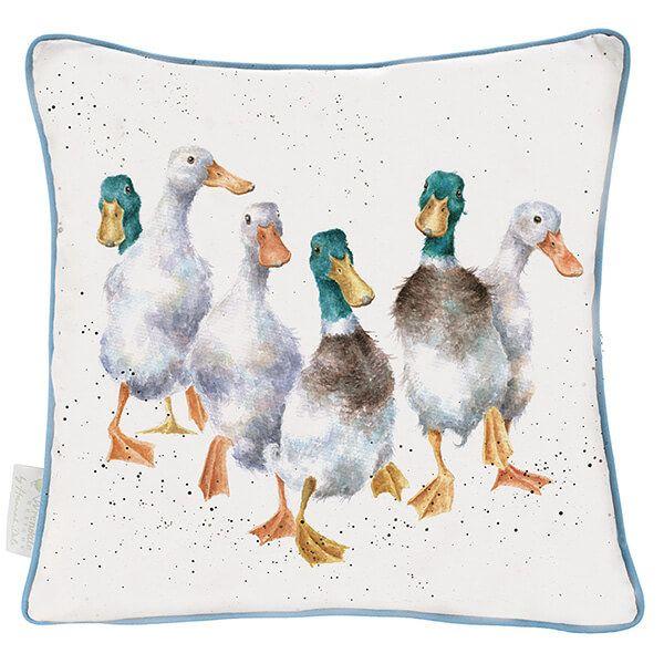 Wrendale 60cm Quackers Cushion