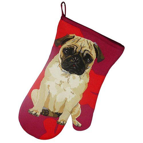Leslie Gerry Pug Dog Gauntlet