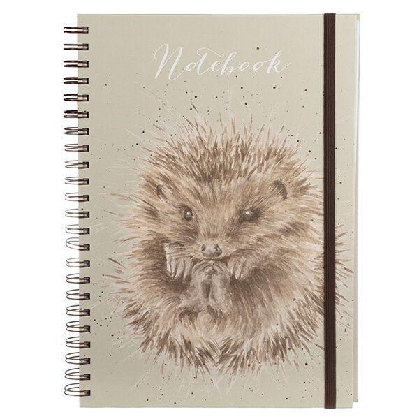 Wrendale Awakening Large A4 Notebook