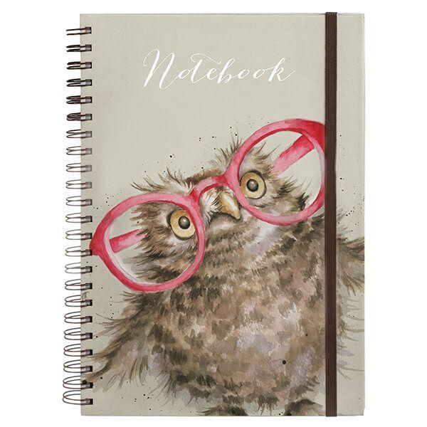Wrendale Designs Spectacular A4 Spiral Bound Notebook