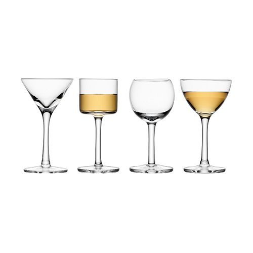 LSA LULU Liqueur Glass Set Of Four