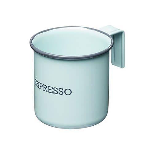 Living Nostalgia Vintage Blue Espresso Cup