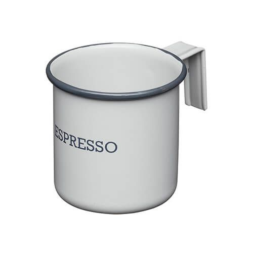 Living Nostalgia French Grey Espresso Cup