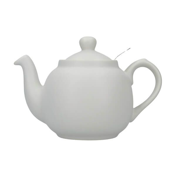 London Pottery Farmhouse Filter 2 Cup Teapot Nordic Grey